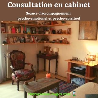 Séance d'accompagnement psycho-emotionel et psycho-spirituel